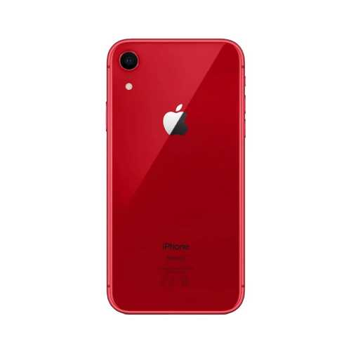 Apple iPhone XR 64Gb Red Slim Box 2