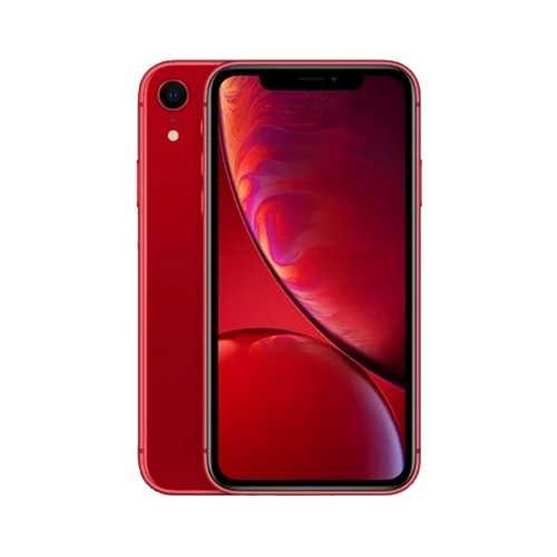 Apple iPhone XR 64Gb Red Slim Box 1-satelonline.kz
