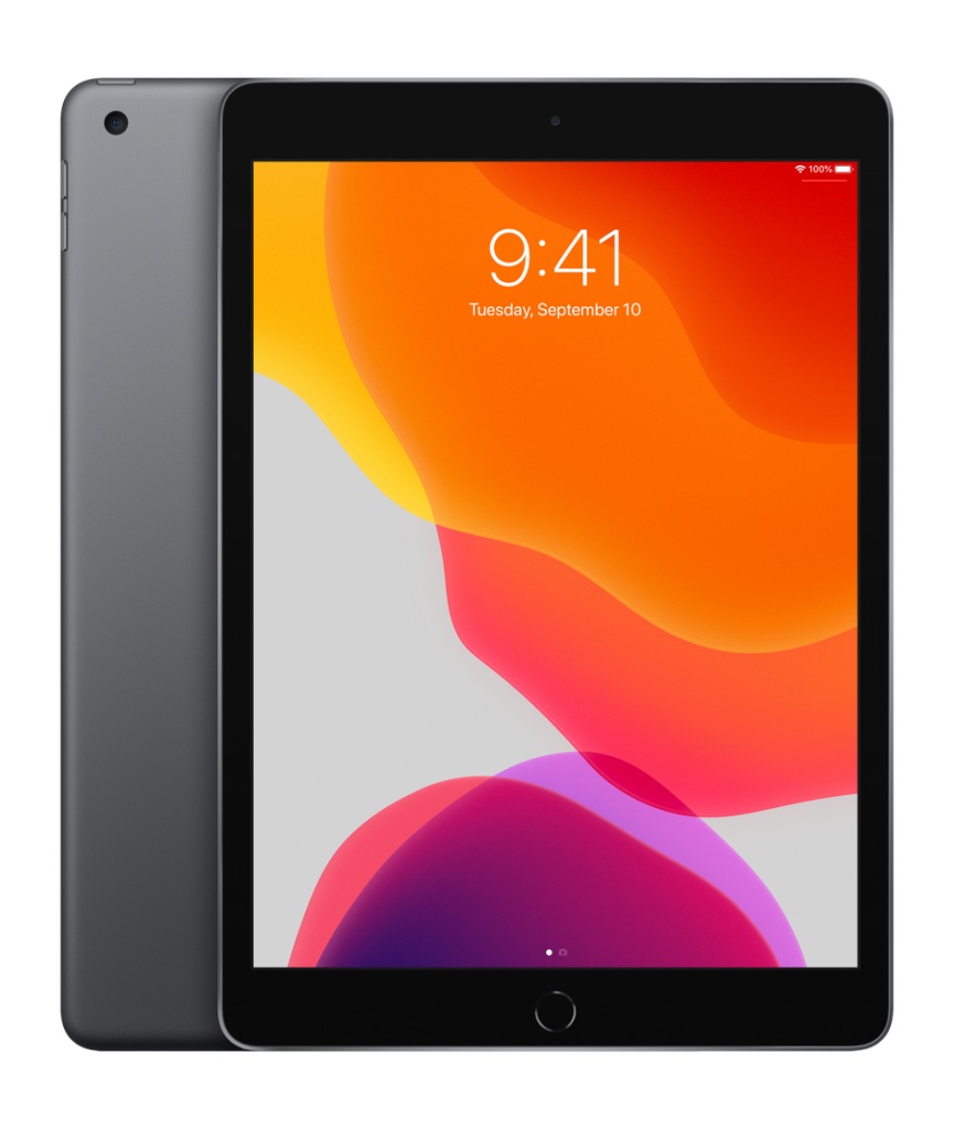Apple iPad 10.2 32Gb Wi-Fi 2019 Space Gray.png