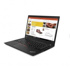 Ноутбук Lenovo ThinkPad T490s 20NX003DRT Black