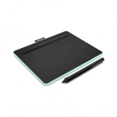 Графический планшет Wacom Intuos Small Bluetooth (CTL-4100WLE-N) Зелёный