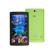 "Планшет BQ-7083G green 3G (7"",1024*600, TN, 4*1.0Ghz, 1+8Гб, GPS, 7.0)"