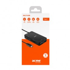 USB Hub ACME HB550 multi-hub, USB type-C