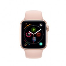Apple Watch Series 4 40mm Gold Aluminum Case with Pink Sand Sport Band б/у