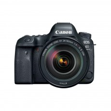 Фотокамера Canon EOS 6D Mark II Kit EF 24-105 mm IS STM Black
