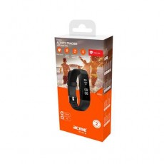 Фитнес-трекер ACME ACT206 Fitness activity tracker with heart rate Black