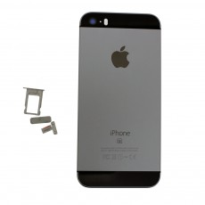 Корпус Apple iPhone SE, цвет серый (Space Gray)
