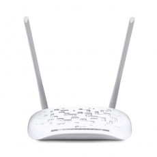 Модем беспроводной ADSL2+ 300M Tp-Link TD-W8961N(RU) 300M Wireless N ADSL2+ Modem Router,Trendchip+Ralink,ADSL2+,4-port Switch