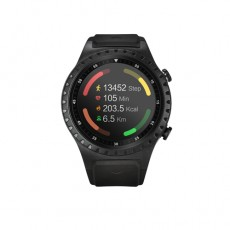 Смарт-часы ACME SW302 Smartwatch GPS, цвет черный