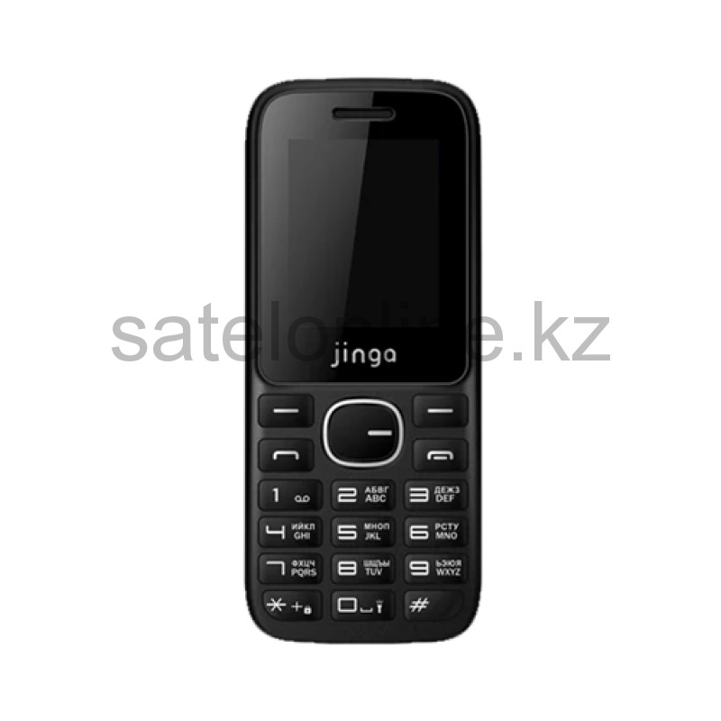 Jinga Simple F110 Black 1-satelonline.kz